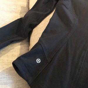 lululemon athletica Tops - LuluLemon fitted jacket
